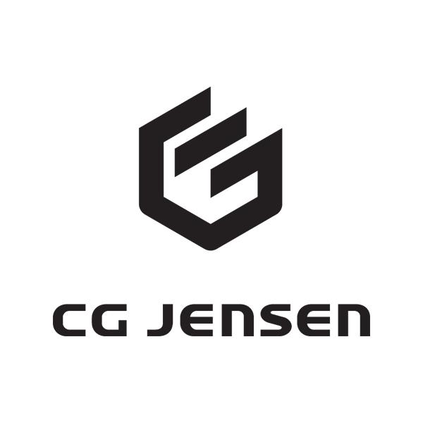 CG Jensen logo