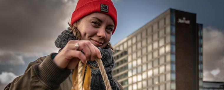 Medlem af Havhøsts bio board Cecilie Wirenfeldt