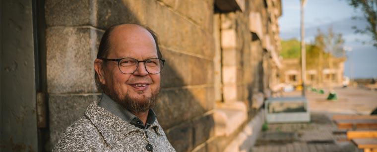 Netværkskoordinator i Havhøst Hardy Jensen
