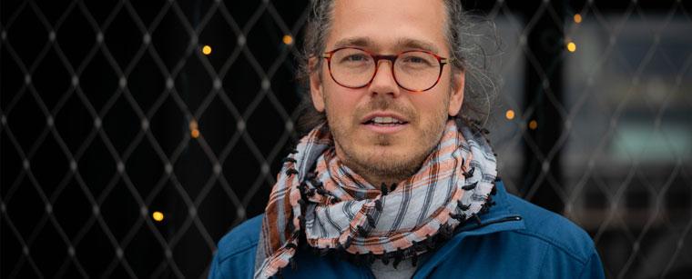 Stifter og leder af Havhøst Joachim Hjerl