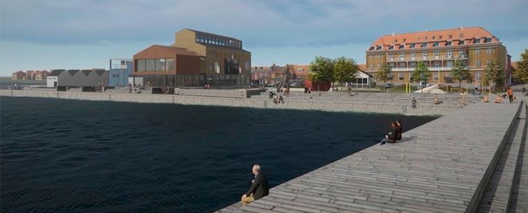Maritim nyttehave på vej i Kalundborg