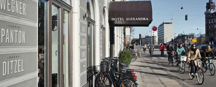 Hotel Alexandra er makker med Havhøst