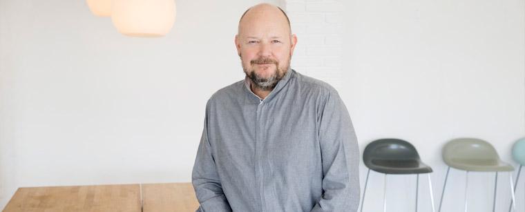 Bestyrelsesmedlem i Havhøst Jens Heding