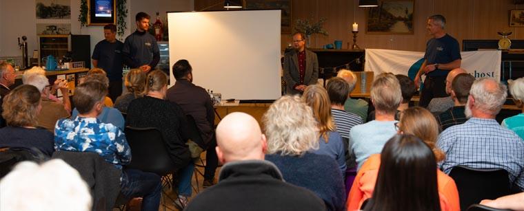 Foredrag med Havhøst