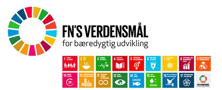 FN's Verdensmål for bæredygtig udvikling