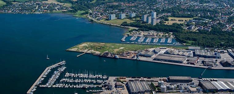 Den maritime nyttehave i Kolding