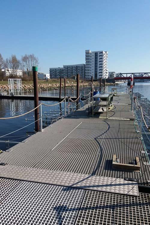 Sammenhængende dyrkningsflåder i Aalborg